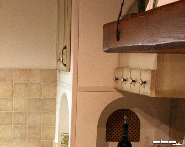 Obo Natural - Bemalte Küchen